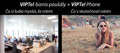 Prijímajte hovory a volajte s VIPTel Phone-om odkiaľkoľvek
