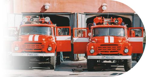 Titulná fotka - Zvolávací systém pre dobrovoľných hasičov