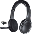 logitech wireless headset H800 viptel